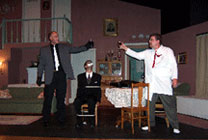 "Scene from ""Arsenic & Old Lace"""